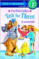 Book Cover - Two Fine Ladies Tea for Three